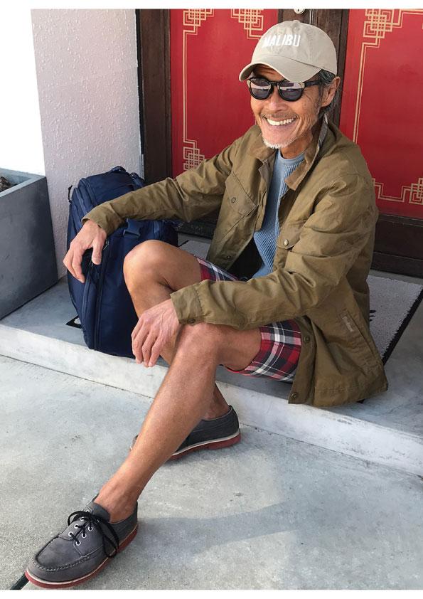 BARBOUR Trello Wax Jacket