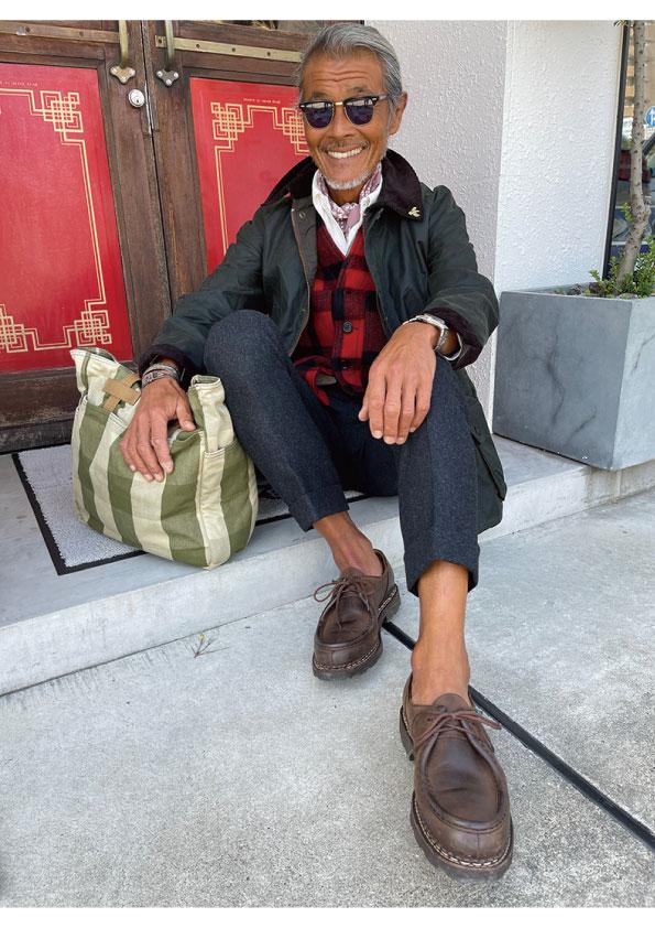 JOHN PARTRIDGE Landowner Wax Walking Jacket