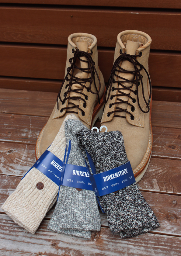 BIRKENSTOCK Cotton Slub Socks