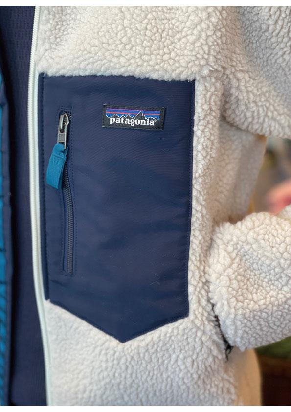 Patagonia Mens Classic Retro-X® Fleece Jacket