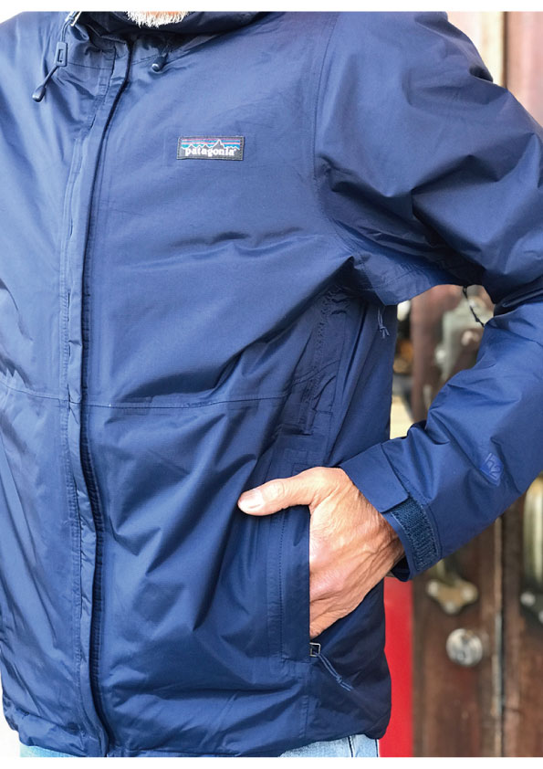 Patagonia Mens Insulated Torrentshell Jacket