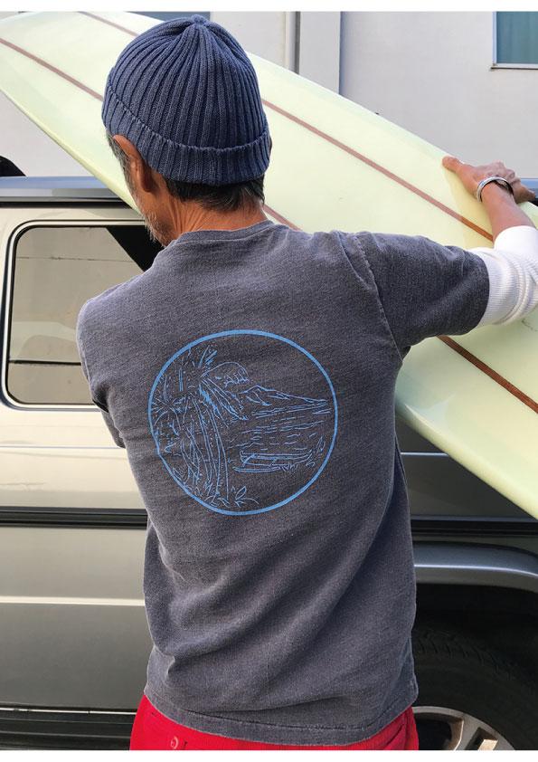 MIXTA 御予約開始! 2019年 MIXTA Boys Market別注 Print Crew neck T-shirt
