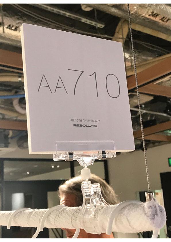 Limited Model 10th Anniversary AA710(26W〜31W)