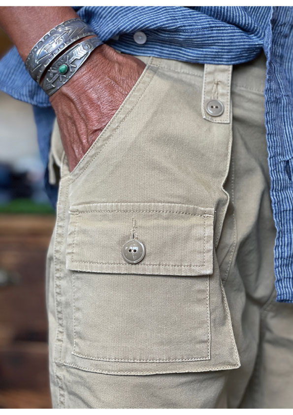 EMPIRE&SONS GERMAN STRETCH EXPEDITION SHORT