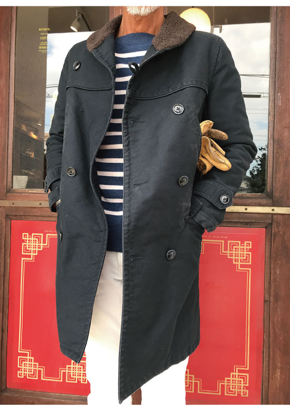 EMPIRE&SONS Boys別注 Jeep Coat