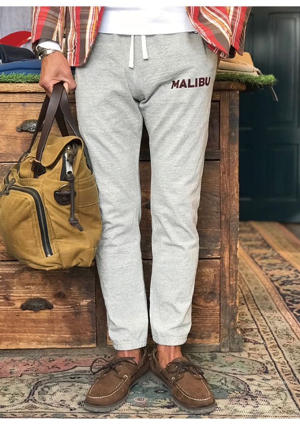 FELCO×Boys Market Bespoke 『MALIBU』Print Sweat Pants