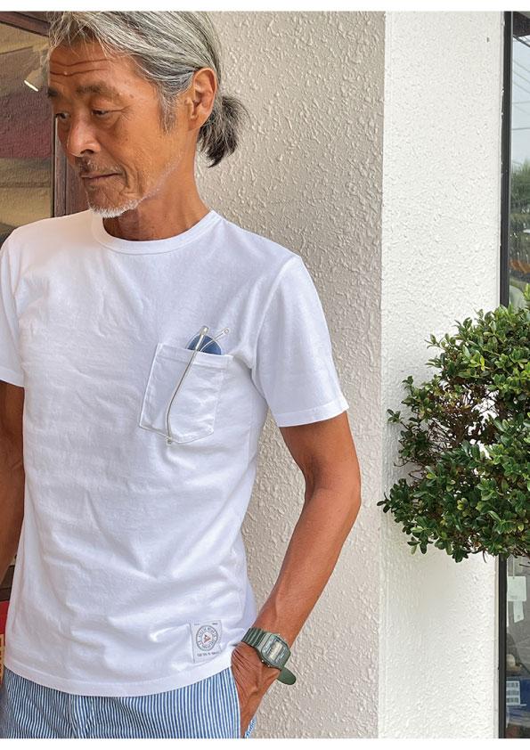 FELCO Made In USA Basic Pocket T-Shirt