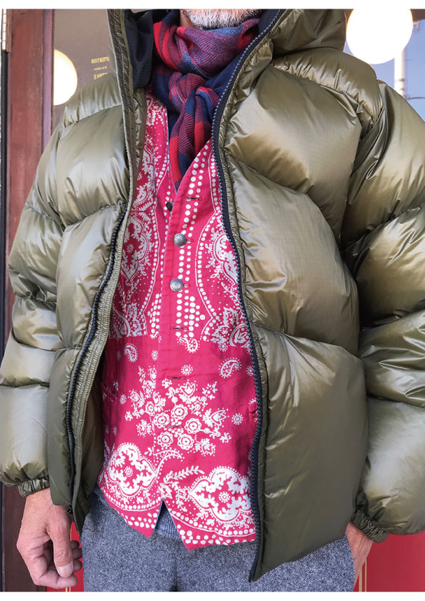 ROCKY MOUNTAIN FEATHERBED NS DOWN PARKA