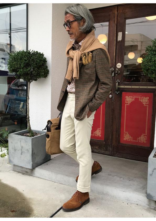 INCOTEX BESPOKE Moleskin Trousers
