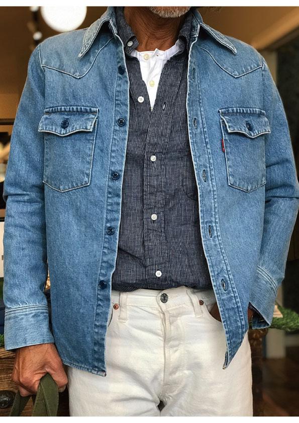 Le meilleur 70s Denim Jacket